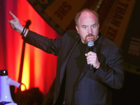 Comedy Central Steals Louis C.K.'s Business Model - Business Insider